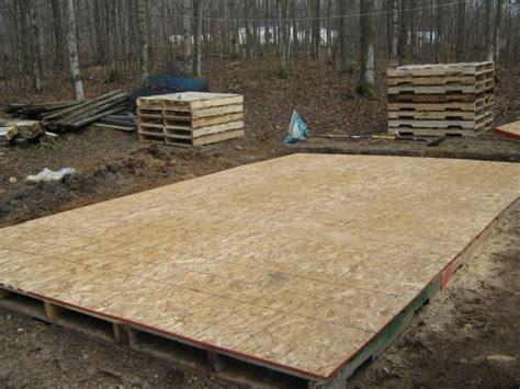 c 243 mo construir un deck paso a paso con palets tipsdevida net