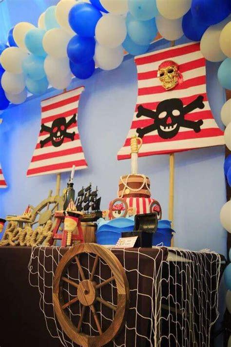 Pirate Decoration Ideas - birthday ideas jax pirate pirate