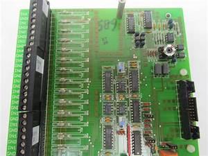 Analog Stb O Input Output Circuit Board Card 40
