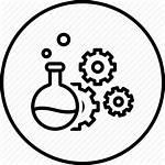 Experiment Science Icon Clipart Project Transparent Noun