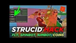 strucid hack aimbot working roblox hack script