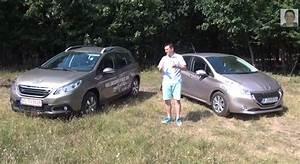 Lld Peugeot 208 : video peugeot 2008 un fel de nomad urban george buhnici ~ Maxctalentgroup.com Avis de Voitures