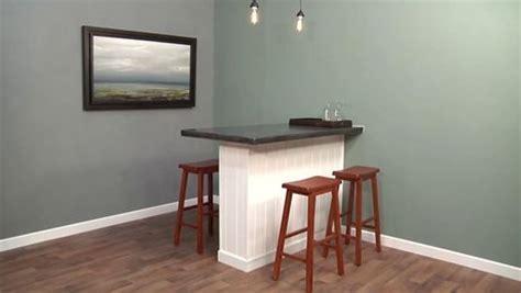 construire un bar de cuisine comment construire un bar de cuisine minutefacile com