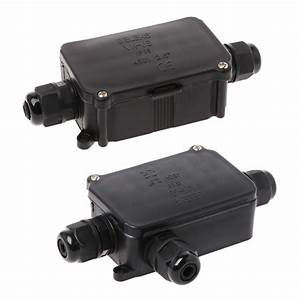 Outdoor Electrical Junction Box Dust  Water