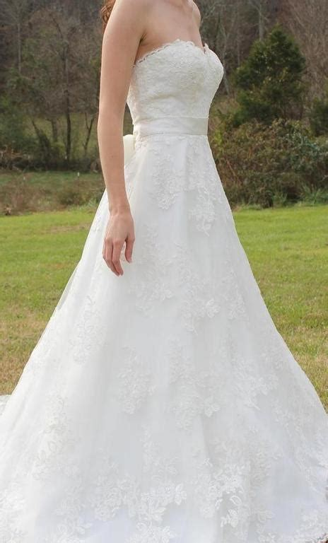 Mori Lee 1612 350 Size 2 Used Wedding Dresses