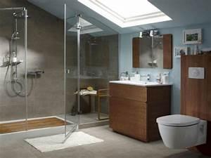 douche italienne 28 modeles et conseils installation With porte d entrée pvc avec villeroy boch salle de bain