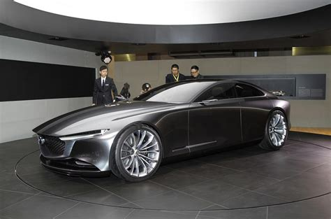 mazda vision coupe previews aston martin rivalling grand