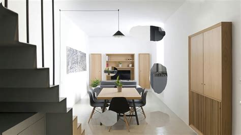 Minimalist Apartment Maxing Style by Simple Minimalist Apartment Design Idea By Didea Room