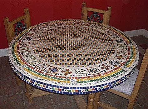 talavera tile dining table talavera tile and mexican