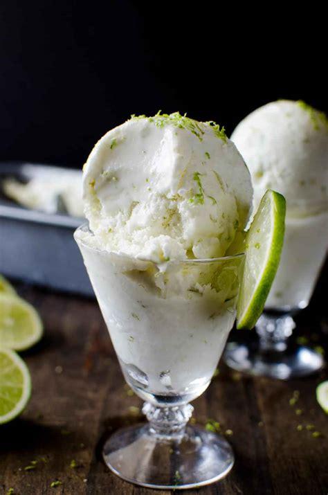salted lime sherbet margarita ice cream  flavor bender