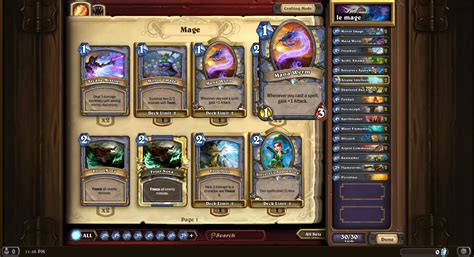 hearthstone starter decks mage semi starter mage deck thoughts mage class