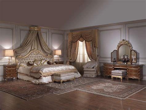 style chambre coucher chambre à coucher classique xviiie siècle italien