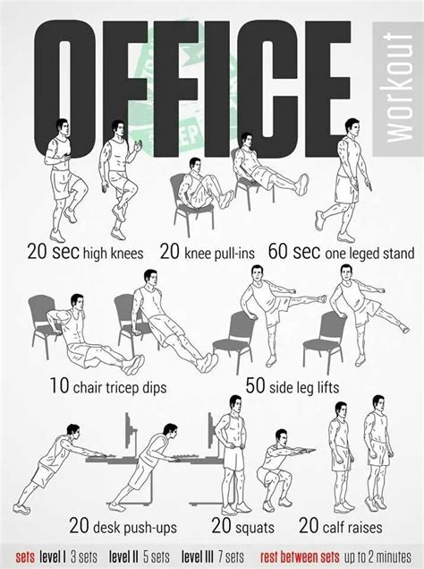 workout at your desk don 39 t worry about easter lunch here you will find some