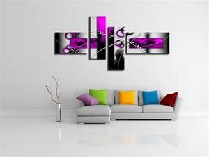 Tableau Peinture Pas Cher : tableau deco murale 5 ~ Teatrodelosmanantiales.com Idées de Décoration