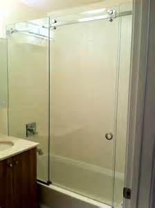 Bypass Shower Door Hardware serenity abc shower door and mirror corporation