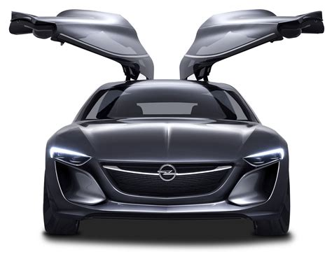 Open Car by Opel Monza Doors Open Car Png Image Pngpix