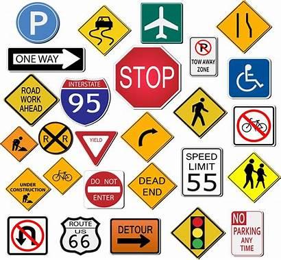 Signs Street Traffic Nc Carolina North