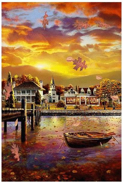 Boat Seasons Row Gifs Google Sailboat Ajay
