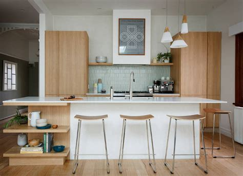 mid century modern small kitchen design ideas youll