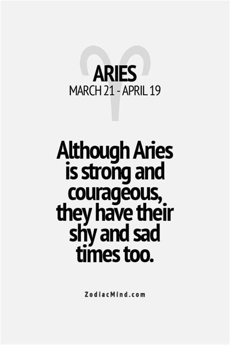 Fun Facts About Aries