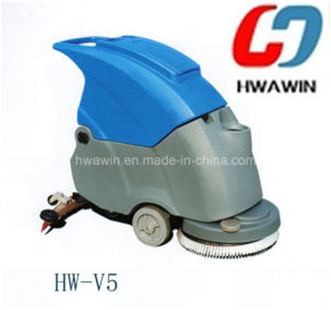 china ceramic tile ground electric floor scrubber cleaner