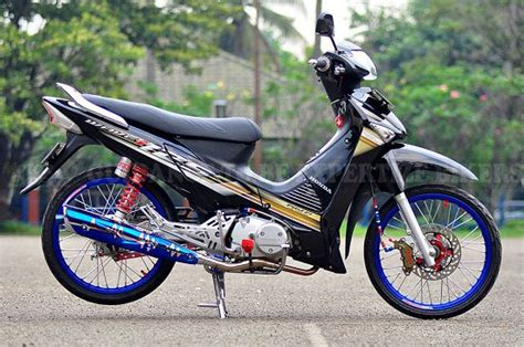 Modifikasi Motor Supra X 125 Underbone by Harga Supra X 125 2018 Review Spesifikasi Modifikasi