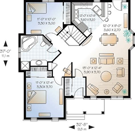 2 bedroom house plans great modern style small two bedroom house plans design ideas