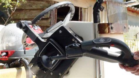 nettoyage d un bateau avec un aspirateur nettoyeur vapeur