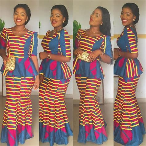 Fabulous Ankara Gown Styles 2016 Collections   Lifestyle