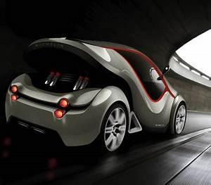 Car Eco : embryo eco friendly car concept tuvie ~ Gottalentnigeria.com Avis de Voitures