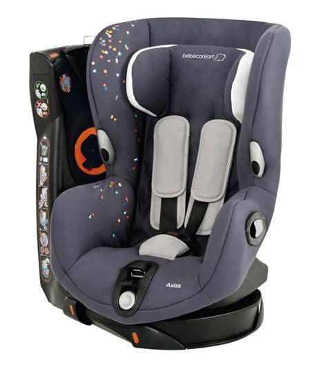 ameliorer confort siege auto test bébé confort axiss siège auto groupe 1