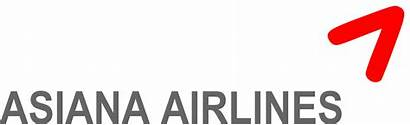 Airlines Asiana Logos 2000 Asia