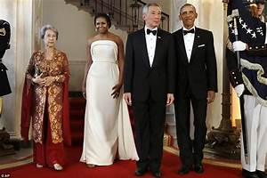 State dinner celebrates 50 years of US-Singapore relations ...
