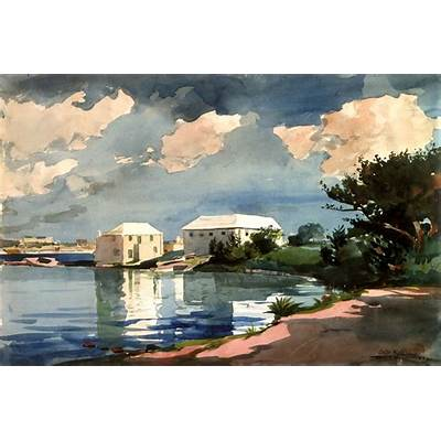 Art History News: Winslow Homer in the National Gallery of