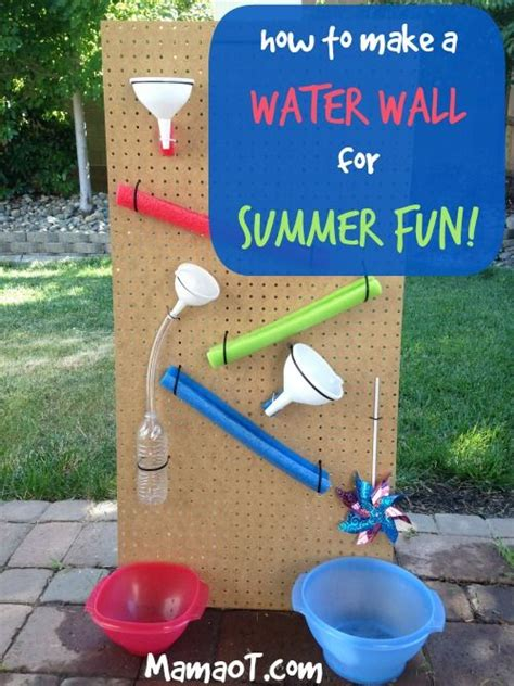 how to make a water wall water walls water and tutorials on pinterest