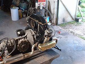 37  Rebuilt Porsche 356 Engine And 914 Transmission