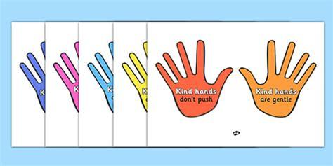 kind hands display posters kind hands education home