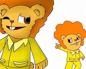 Disco Bear HTF anime vercion by pokefubuki on DeviantArt