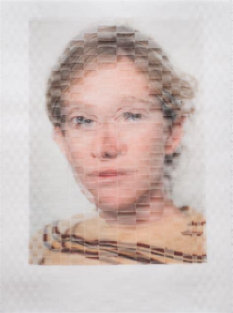 woven portraits  david samuel stern ignantcom