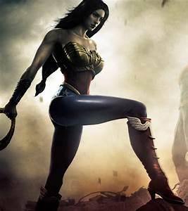 Wonder Woman (IGAUA) | Injustice Fanon Wiki | FANDOM ...