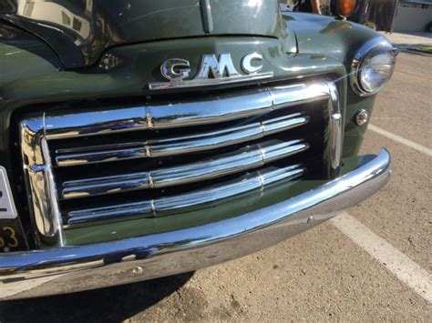 classic  gmc  ton pickup truck original owner