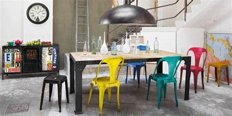 chaise de bureau style industriel 13 idées de chaise pour une déco industrielle