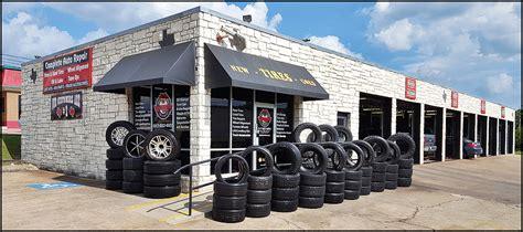 Fort Worth Tx Tires & Auto Repair Shop