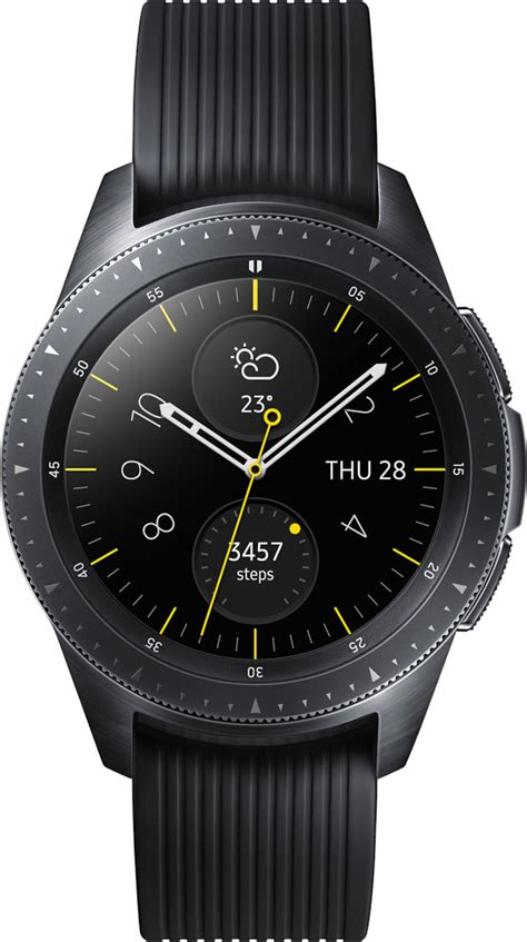 Jun 10, 2021 · while galaxy watch 4 details are scarce, we can expect to see samsung slap its one ui design language on it so that it matches the rest of the galaxy ecosystem. Samsung Galaxy Watch 42mm - Skroutz.gr