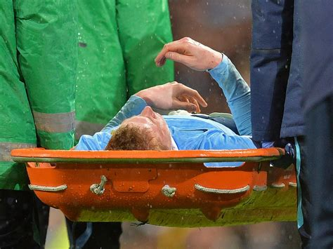 Kevin De Bruyne injury: Manchester City manager hopes £55m ...