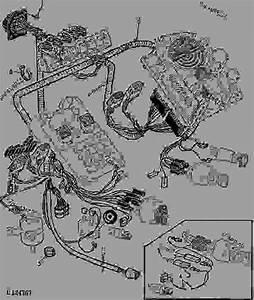 2355 John Deere Hydraulic Pump