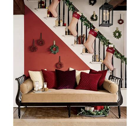 hang stockings without mantle 12 faux fireplaces hang your with care just about anywhere homejelly