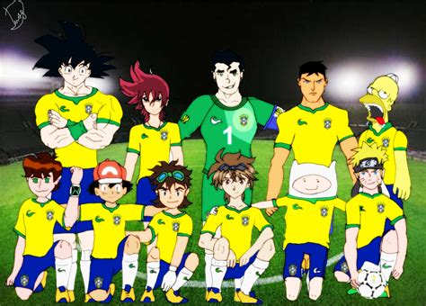 anime in brasil copa animes e brasil 2014 by dimas16 on deviantart