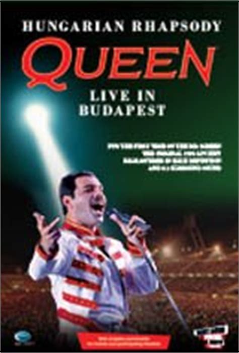 Queen: Hungarian Rhapsody - Live in Budapest '86 ...