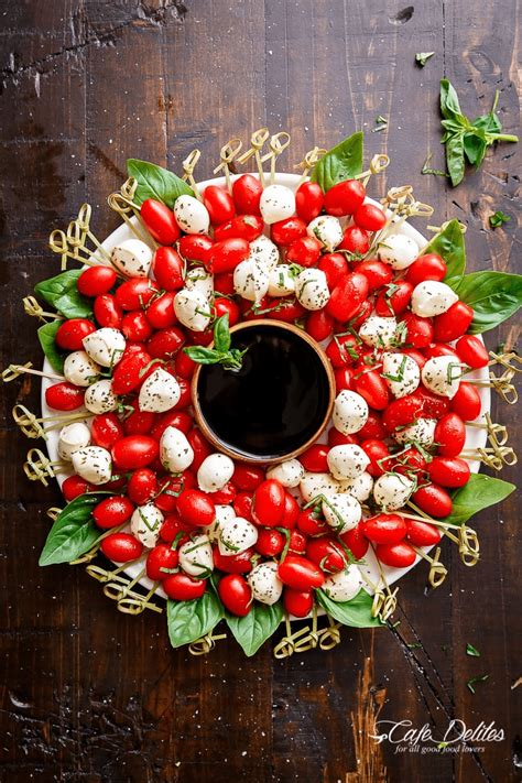 christmas decorated appetizer ideas 12 simple appetizers simplemost